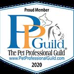 Pet Professional Guild Member Badge